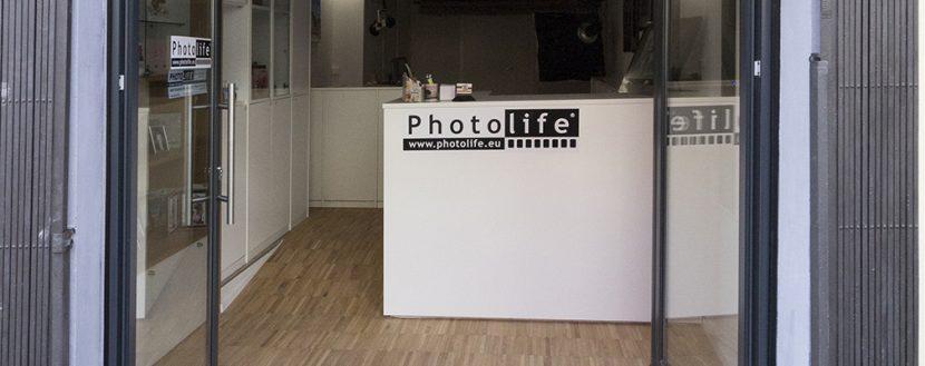 Restyling Photolife Udine - medeaa | Marchetti e De Luca Architetti Udine