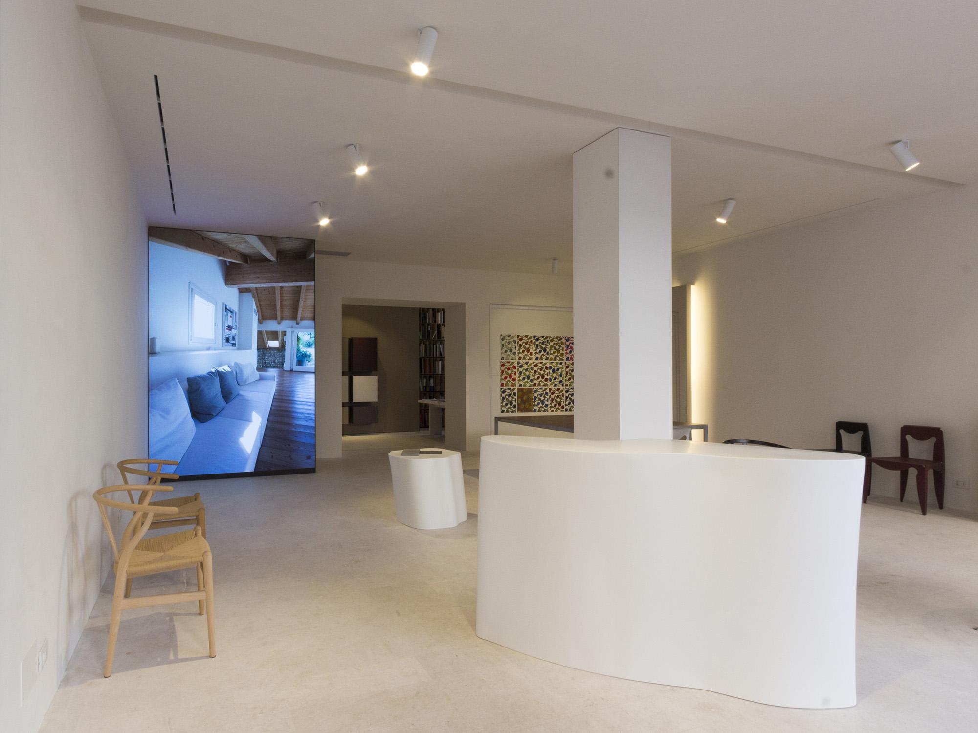 Progettazione Dinterni Udine : Medeaa marchetti e de luca architetti udine design architettura